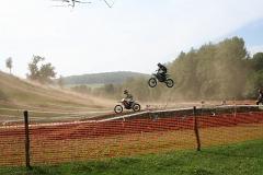 moto cross de Cendrey